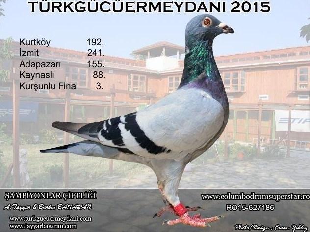 3rd place final Turkey